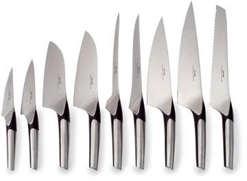Eva Trio Orca Kitchen Knives International Design Awards