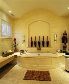 Designer Master Bathrooms on Splash Kitchen And Bath Stephen T Kearley Architectural Ann Sacks