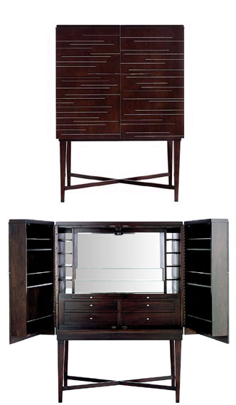 Bar Cabinet Woodworking Plans