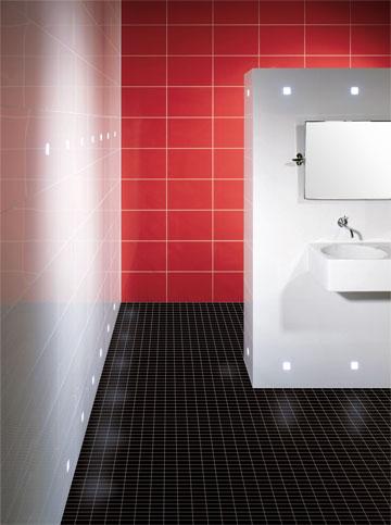 carrelage avec led int gr royal mosa. Black Bedroom Furniture Sets. Home Design Ideas