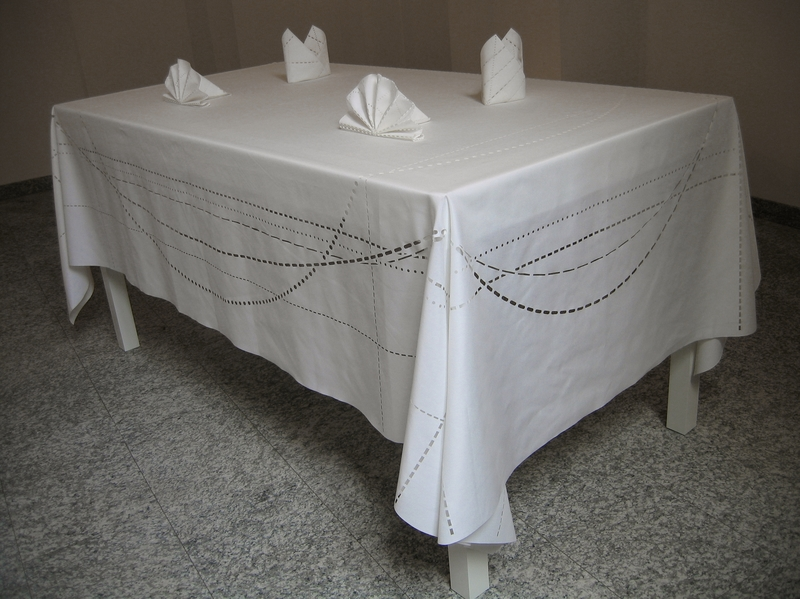 Table Cloth Table Shapes