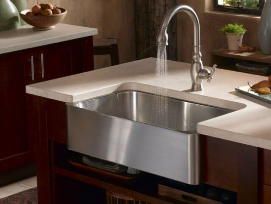 Apron Front Sinks For Kitchens