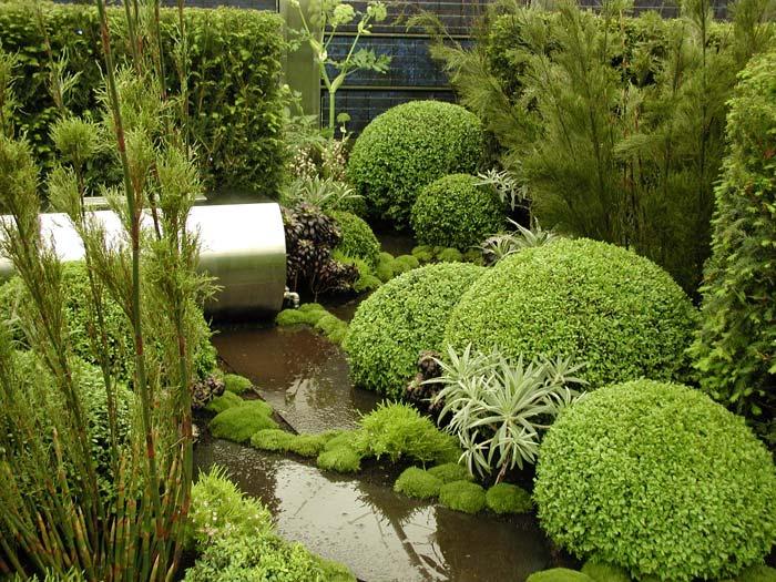 City garden international design awards for City garden designs