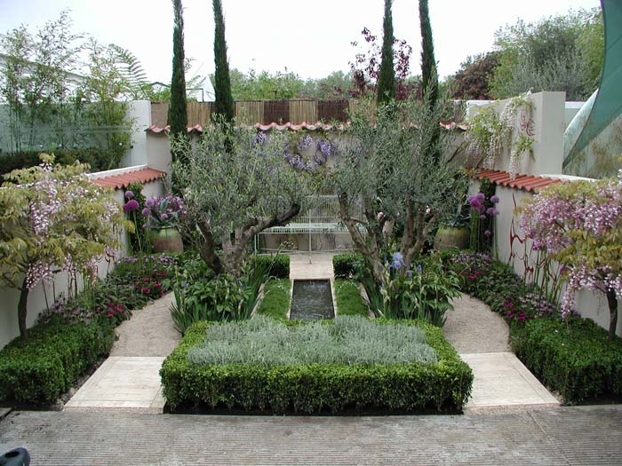dias vagos (lazy days) | gardens, small courtyard gardens and, Garten seite