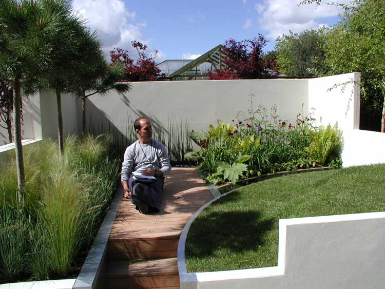 Garden Landscapes Designs Remodelling Custom Inspiration Design