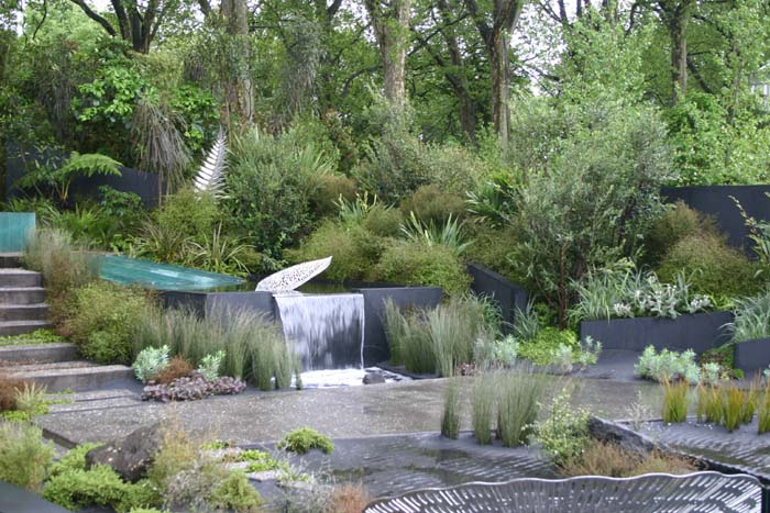Garden supplies international design awards page 6 for Garden landscape ideas nz