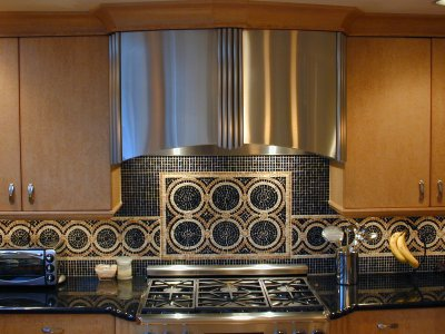 Custom rangehood series