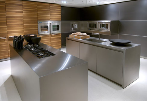 Bulthaup b3 monoblock kitchen international design awards