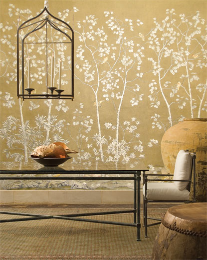 Aspens Wallpaper | International Design Awards