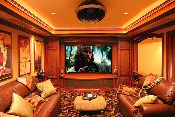 The Multipurpose Multitasking Entertainment Room