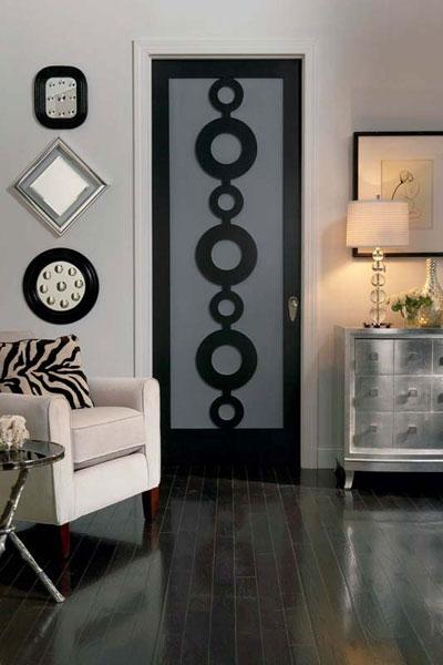 Door decoration trustile ad1070 international design awards for International decor doors