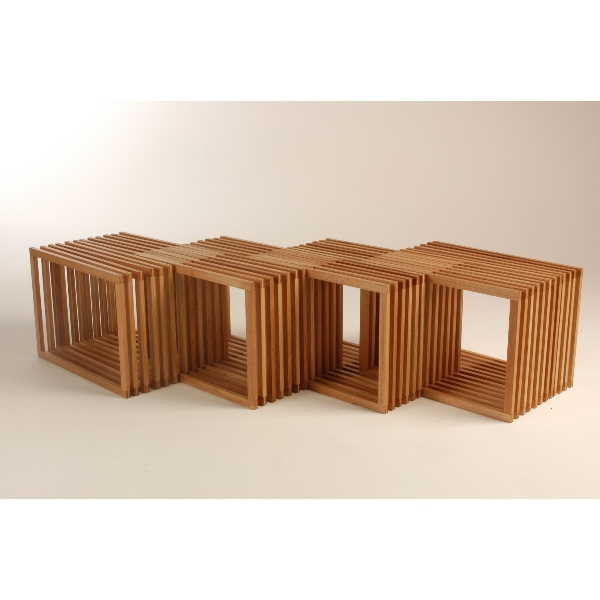 Vertibral is a set of 4 seats boxes tables that work as a flexible furniture  system  Vertibral is a sculptural furniture system that is both practical  and. Vertibral   International Design Awards