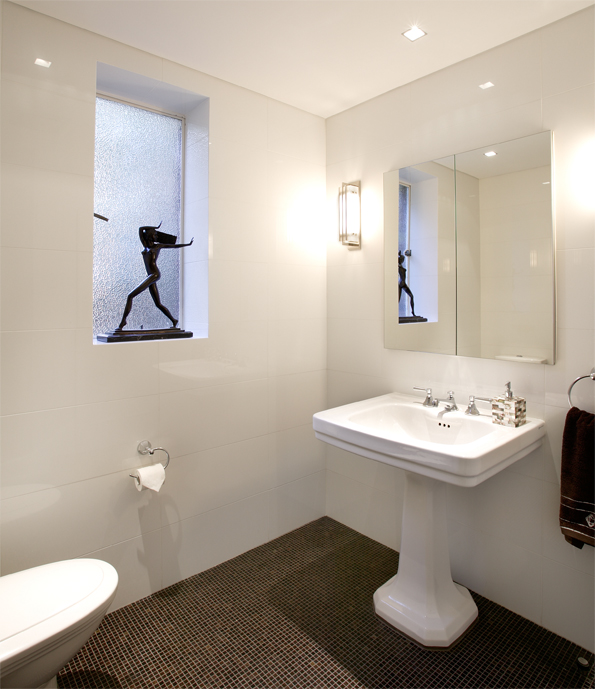 Bathroom Lighting Ideas For Small Bathrooms: Winner Of Small Bathroom Under 5sqm
