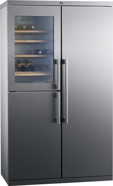 Aeg Santo Kg Fridge Freezer International Design Awards