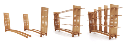 Self Assemble Furniture nominated for the brit insurance furniture award 2010