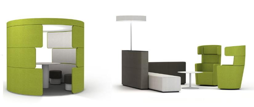 parcs futuristic office furniture international design awards