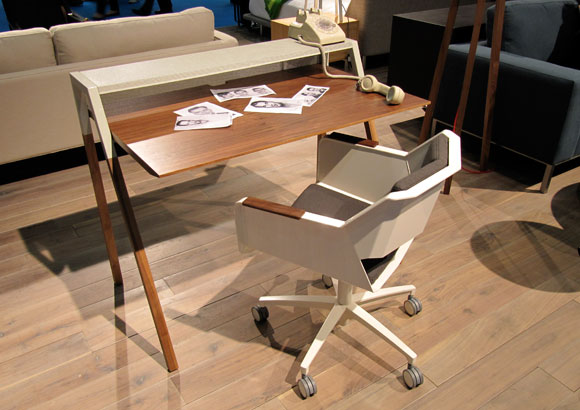Outstanding Blu Dot Cant Desk And Scoop Chair International Design Awards Ncnpc Chair Design For Home Ncnpcorg