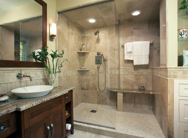 Luxury Bathroom Remodel: International Design Awards