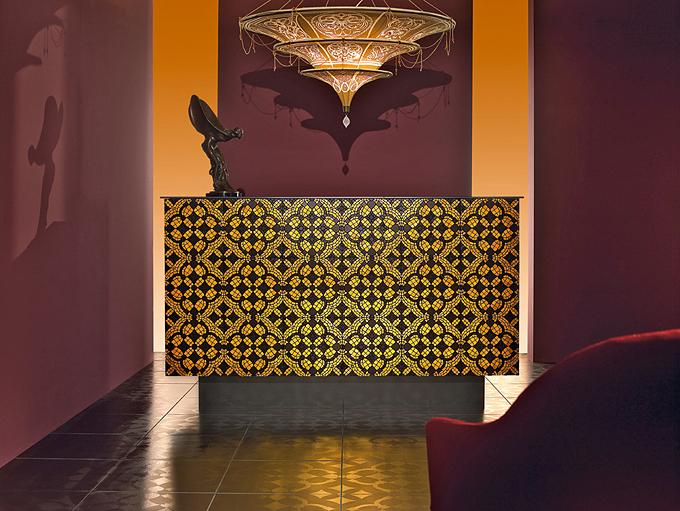 La Diva Mosaic And Floor International Design Awards