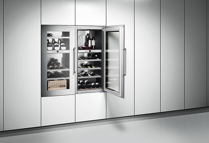 Wine cooler cabinet   International Design Awards