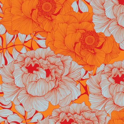 Bold floral print wallpaper images for Bold wallpaper